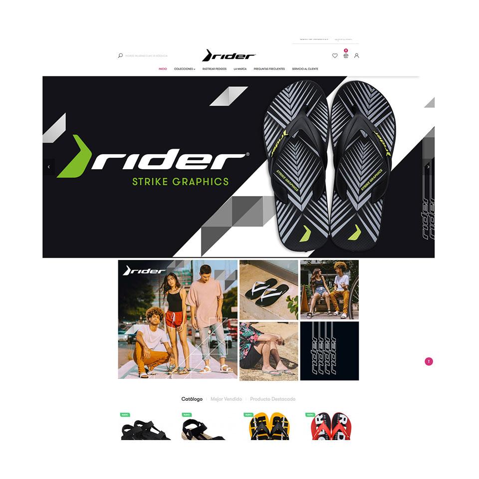 Rider Tienda online