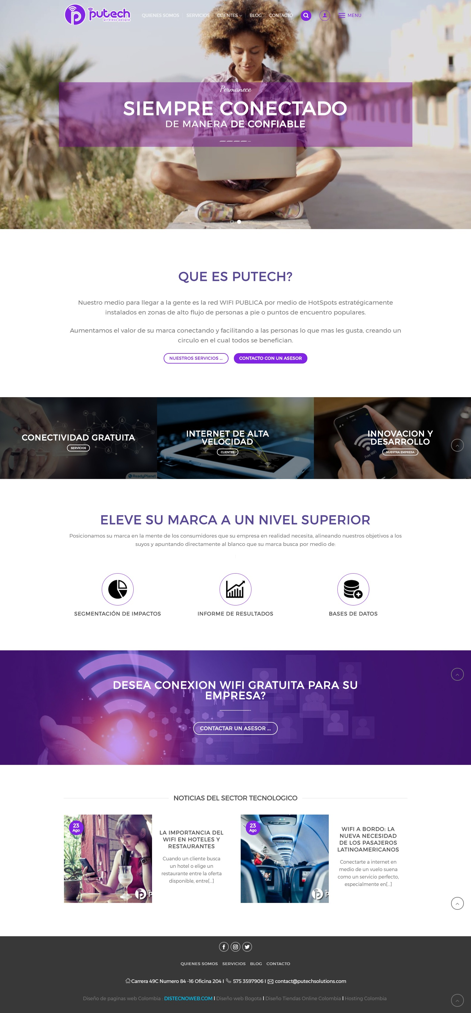 Putechsolutions.Com